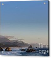 0320 Cannon Beach Oregon Acrylic Print
