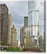 0359 Trump Tower Acrylic Print