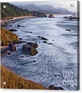 0412 Indian Beach  Acrylic Print