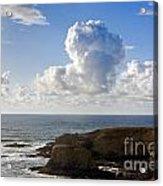 0514 Yaquina Lighthouse Acrylic Print