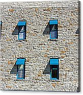 0547 Windows Acrylic Print