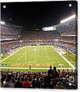 0586 Soldier Field Chicago Acrylic Print by Steve Sturgill