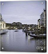 0696 Venice Italy Acrylic Print