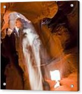 0692 Antelope Canyon Acrylic Print