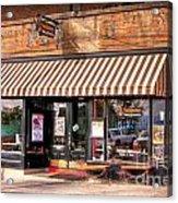 0703 Jerome Arizona Acrylic Print