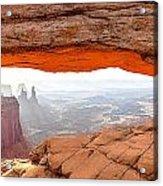 0708 Mesa Arch Acrylic Print