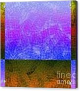 0770 Abstract Thought Acrylic Print