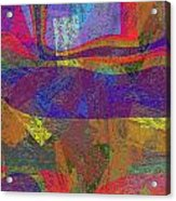 0781 Abstract Thought Acrylic Print