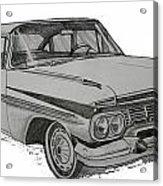 079-car Acrylic Print