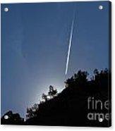 08.03.14 Palo Duro Canyon - Comanche Trail 52e Acrylic Print