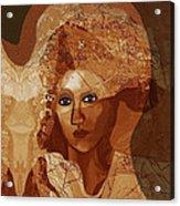 085 -  Romantic Bride  ... Acrylic Print