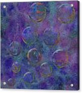 0877 Abstract Thought Acrylic Print