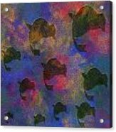 0885 Abstract Thought Acrylic Print