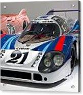 1971 Porsche 917 Lh Coupe Acrylic Print