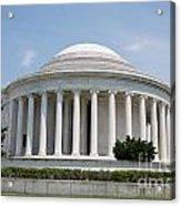Thomas Jefferson Memorial Acrylic Print