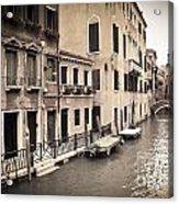 0502 Venice Italy Acrylic Print