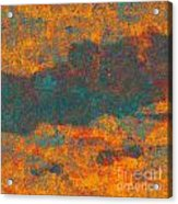 0510 Abstract Thought Acrylic Print