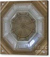 18th Century State House Rotunda Dome Acrylic Print