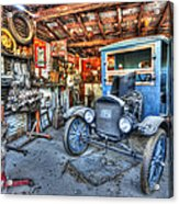1919 Ford Model T Acrylic Print