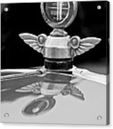 1927 Chandler 4-door Hood Ornament Acrylic Print