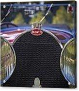 1930 Bugatti Type 50 Drop Head Coup Acrylic Print