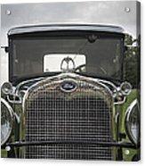 1930 Ford Model A Acrylic Print