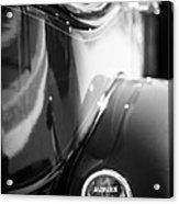 1932 Auburn Twelve Custom Phaeton Taillight Emblem Acrylic Print