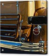 1932 Buick Sedan Acrylic Print