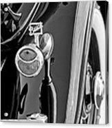 1932 Buick Series 60 Phaeton Taillight Acrylic Print