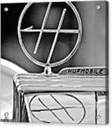 1932 Hupmobile Custom Roadster Hood Ornament Acrylic Print