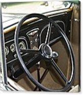 1933 Pontiac Acrylic Print