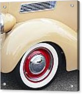 1936 Ford Cabriolet  Acrylic Print