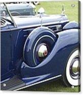 1938 Packard Acrylic Print
