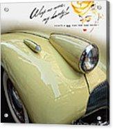 1940 Buick 41c Acrylic Print