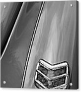 1940 Ford Deluxe Coupe Taillight Acrylic Print
