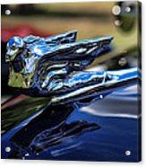 1941 Cadillac Series 62 Coupe Acrylic Print