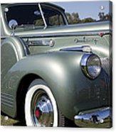 1941 Packard 160 Super Eight Acrylic Print