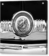 1949 Chrysler Windsor Grille Emblem Acrylic Print