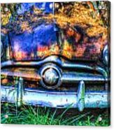 1950 Ford To Be Reconditioned Acrylic Print