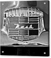 1951 Nash Emblem Acrylic Print
