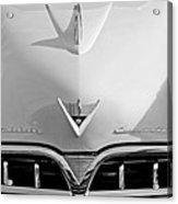 1953 Studebaker Emblem Acrylic Print