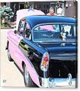 1956 Chevrolet Acrylic Print