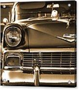 1956 Chevy Bel Air Acrylic Print