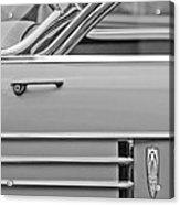 1958 Oldsmobile Acrylic Print