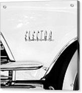 1959 Buick Electra Emblem Acrylic Print