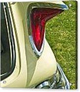 1960 Chrysler 300-f Muscle Car Acrylic Print