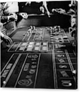 1960s Four Anonymous Unidentified Acrylic Print