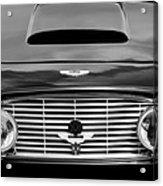 1963 Aston Martin Db4 Series V Vantage Gt Grille Acrylic Print