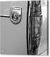 1964 Sunbeam Tiger Taillight Emblem Acrylic Print