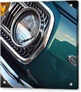 1965 Dodge Coronet Acrylic Print